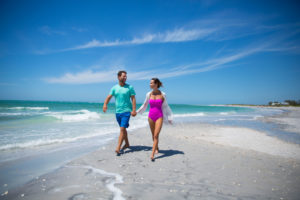Punta Gorda Beach Couple