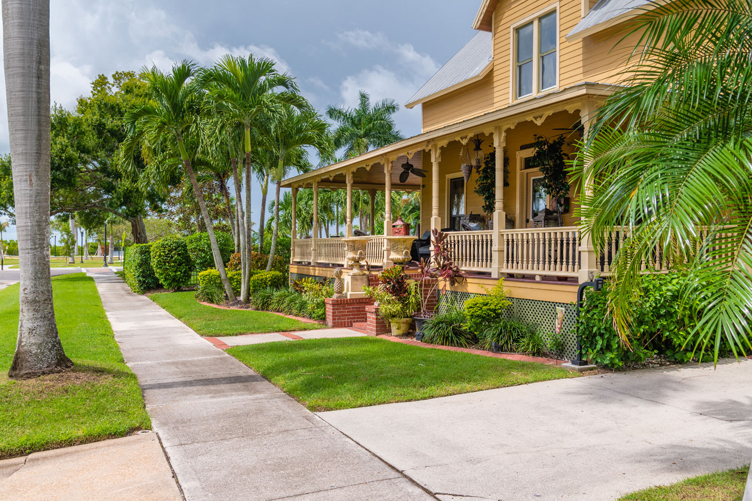 Punta Gorda Historic House