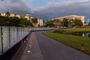 Punta Gorda Vietnam Wall Memorial