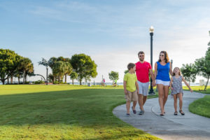 Punta Gorda Family Walking