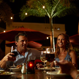 Punta Gorda Restaurant Couple