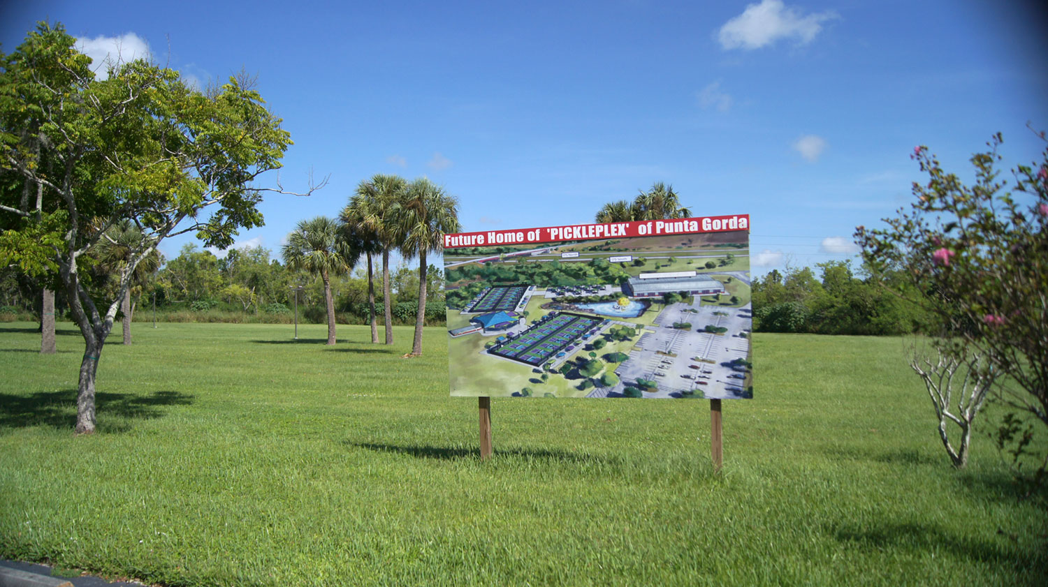 Future Home of Pickleplex of Punta Gorda Image